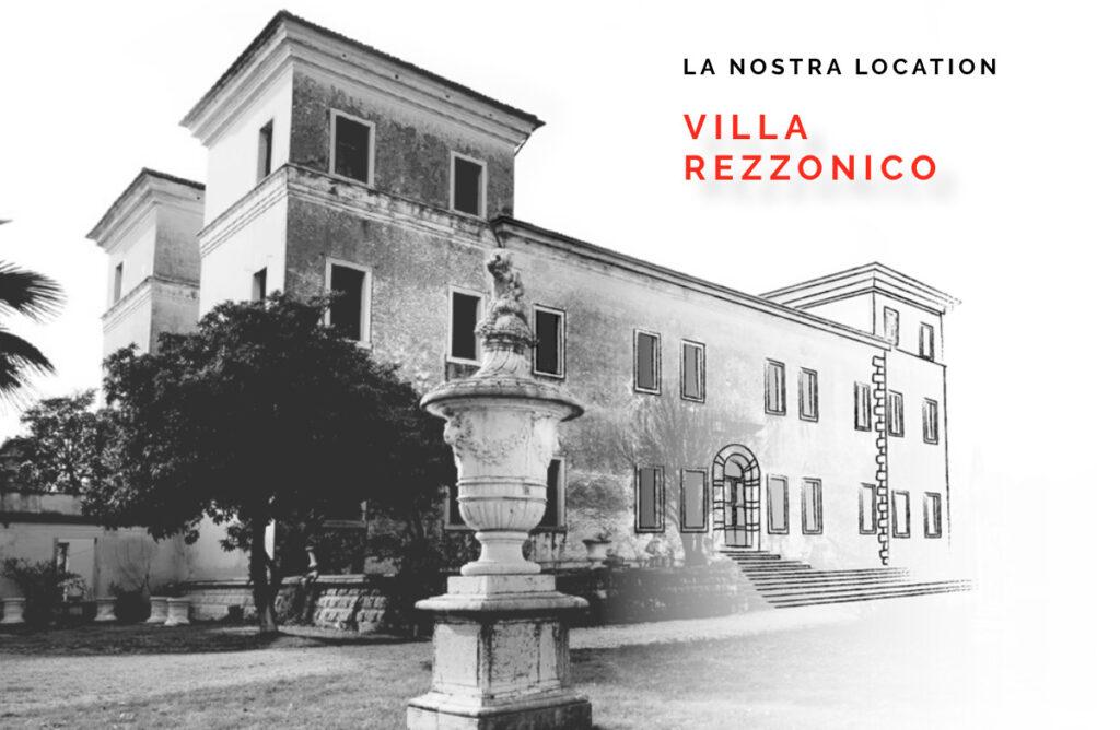 Location Villa Rezzonico